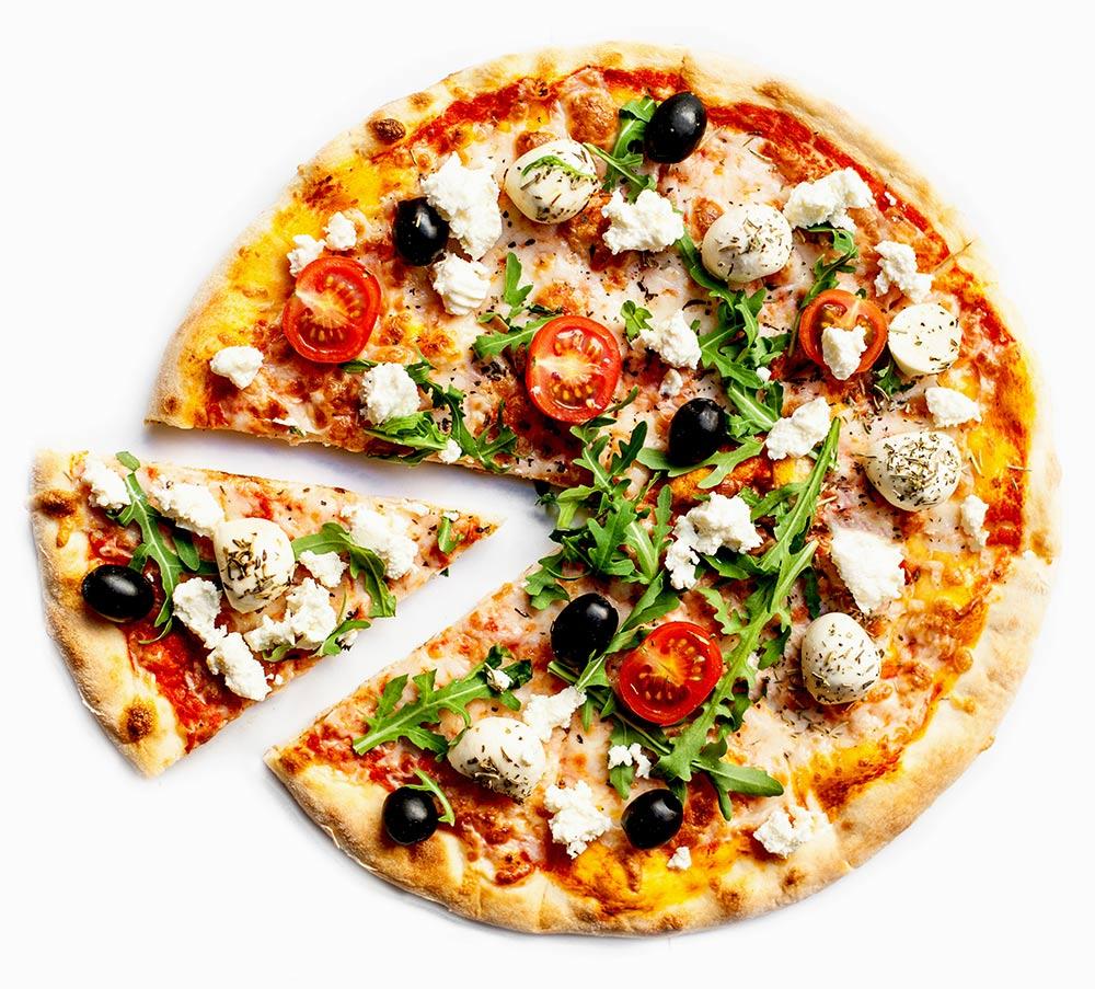 Azzurro | D'authentiques pizzas italiennes pour tous les goûts