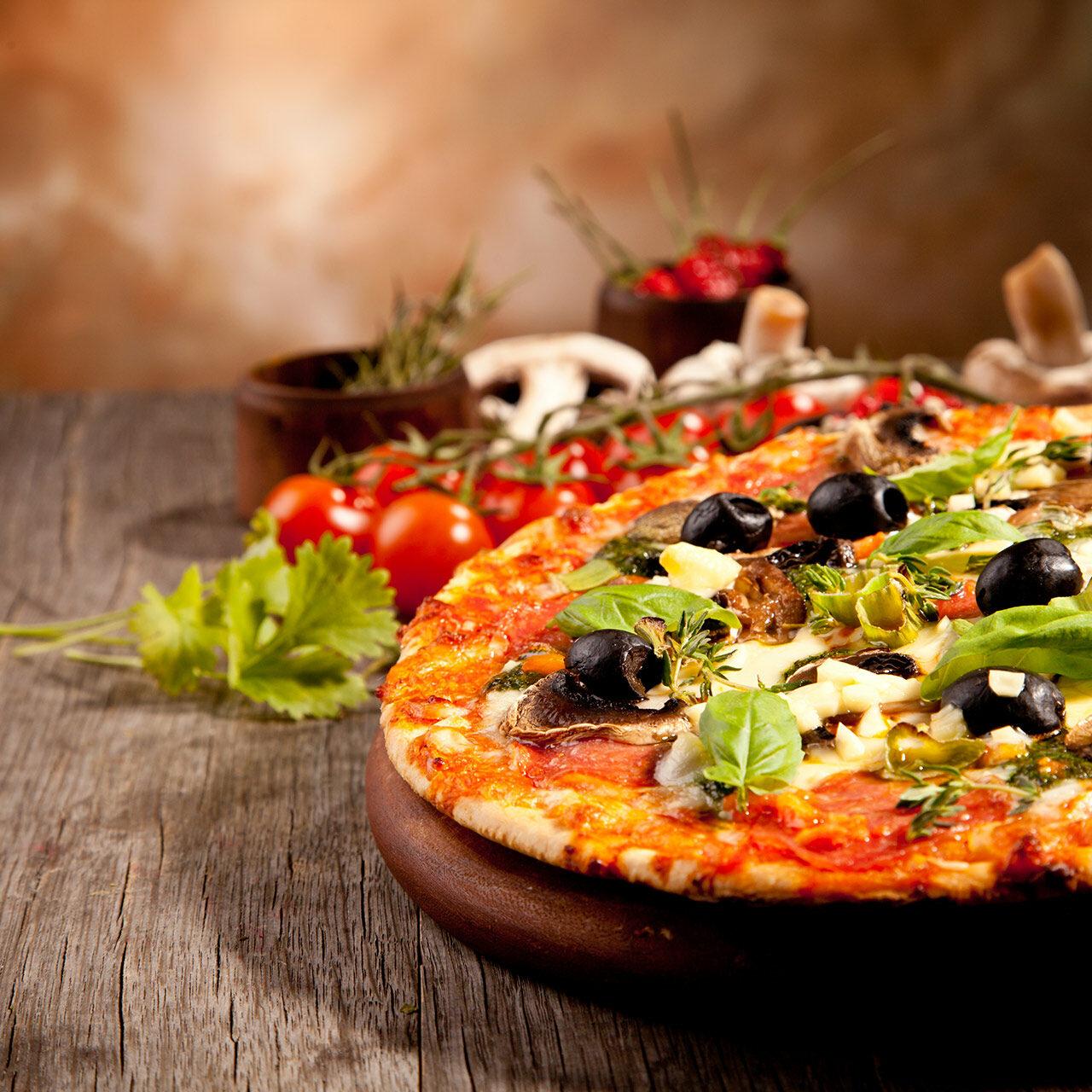 Azzurro | Des pizzas aux mille saveurs ensoleillées
